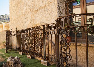 Rejas y balcones