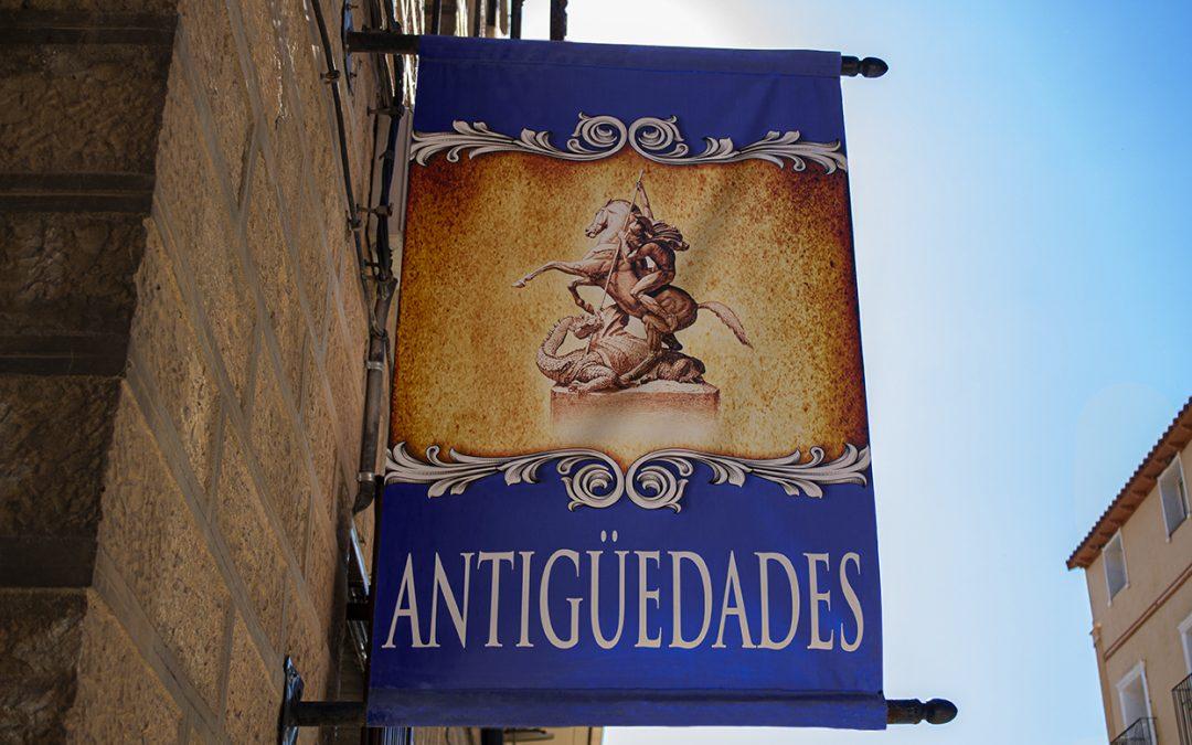 Compraventa de antigüedades en Zaragoza