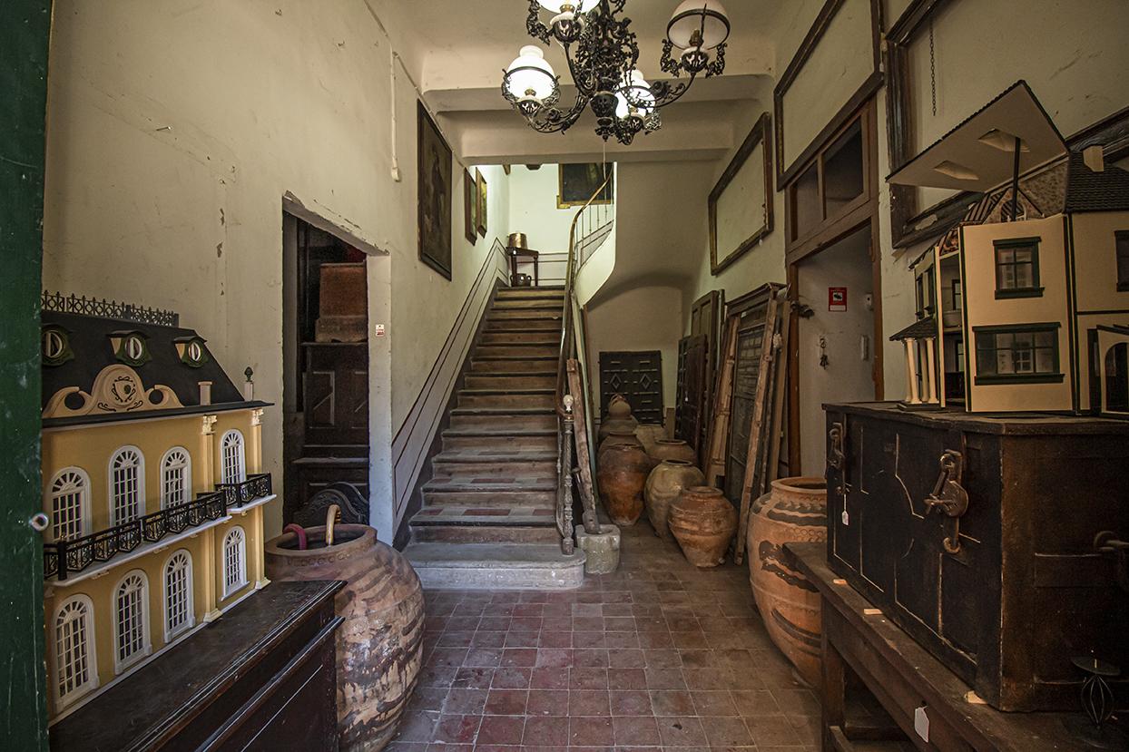 Casa almacén Marsol e Hijos anticuario Zaragoza