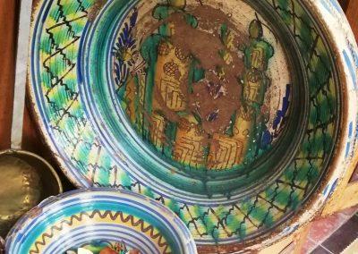 Lebrillos de ceramica