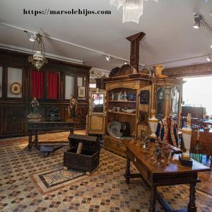Tienda de antigüedades en Zaragoza, Alhama de Aragón
