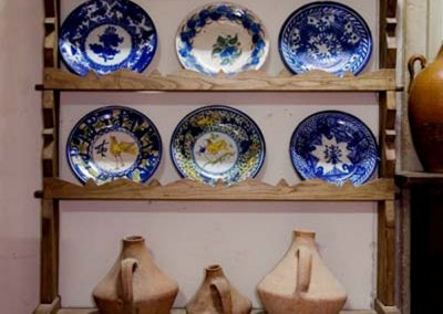 Conjunto de ceramica