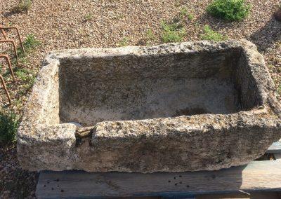 Pila de piedra