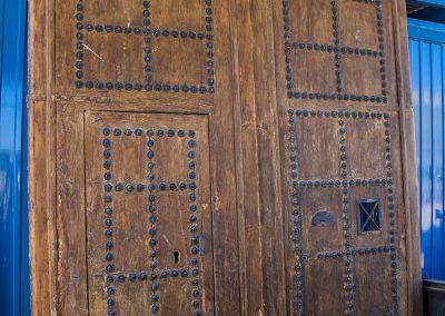 porton-de-madera-antiuguo