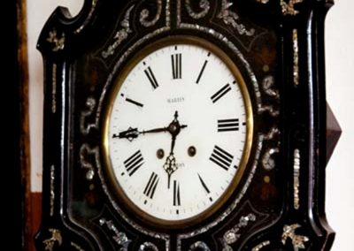 Reloj tipo ojo de buey