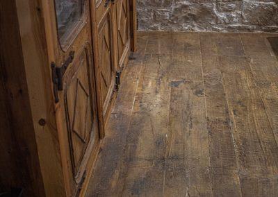 Maderas antiguas para suelos y techos