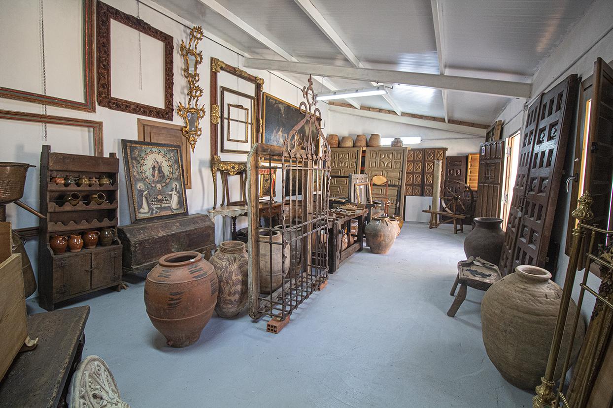 Antigüedades de interior