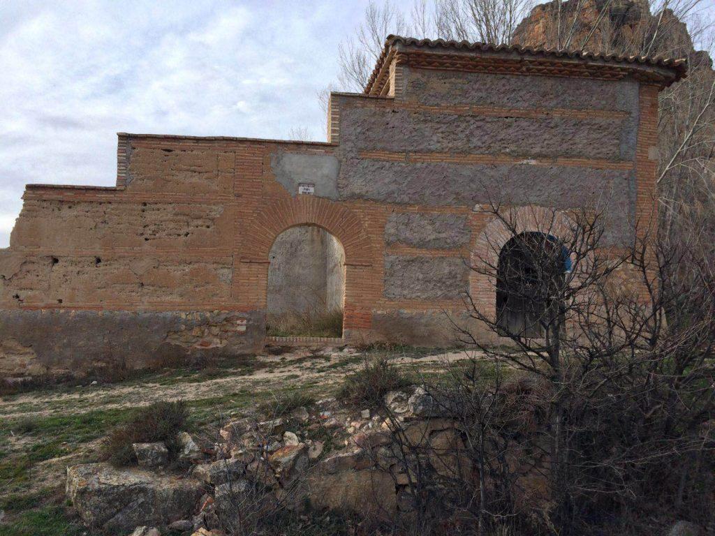Ermita de Santa Quiteria en Alhama de Aragón