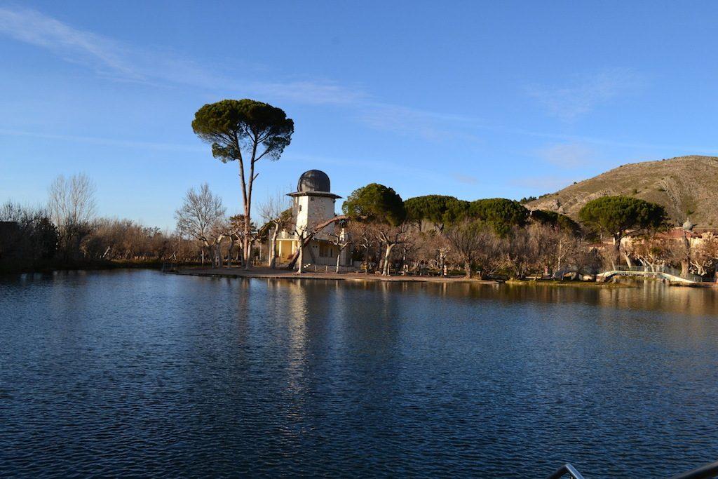 Balnearios en Alhama de Aragón, aguas termales