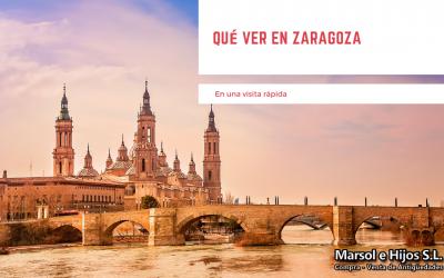 Qué ver en Zaragoza en un viaje rápido