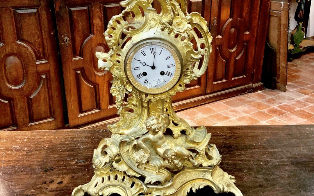 Relojes antigüos