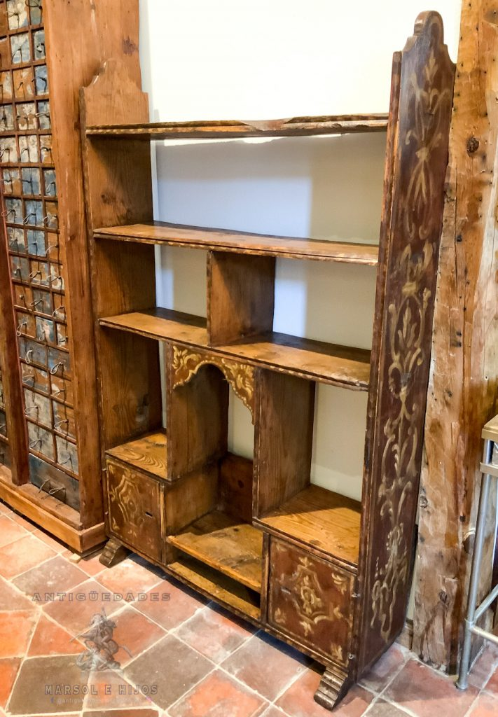 Pequeña librería del siglo xvii