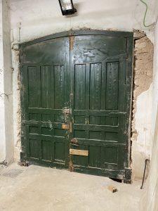 Puerta antigua a la venta