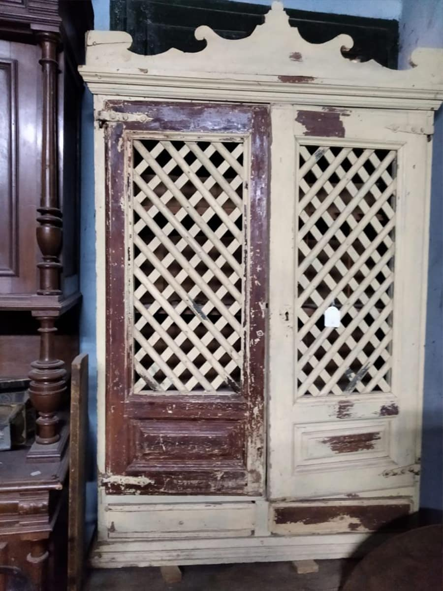 Restauración antigüedades