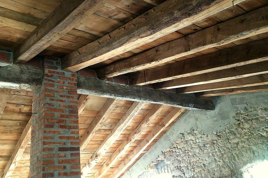 Materiales antiguos de construcción