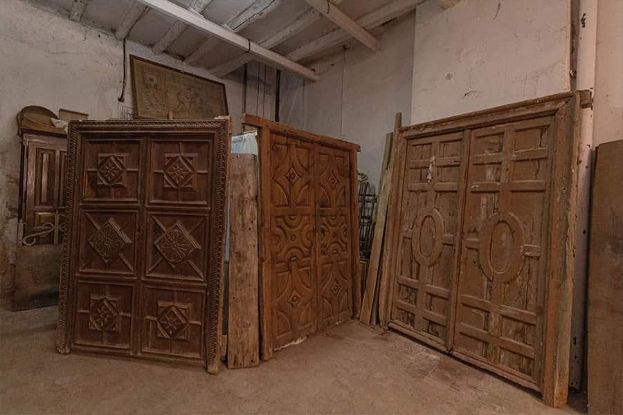 Antigüedades en Zaragoza